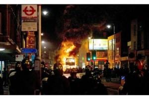 Tottenham riots 2