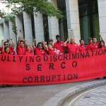 FRIDAY: Deloitte Workers' protest to end unsafe sweatshop working conditions
