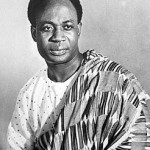 Dr Kwame Nkrumah's declaration of Ghana's Independence