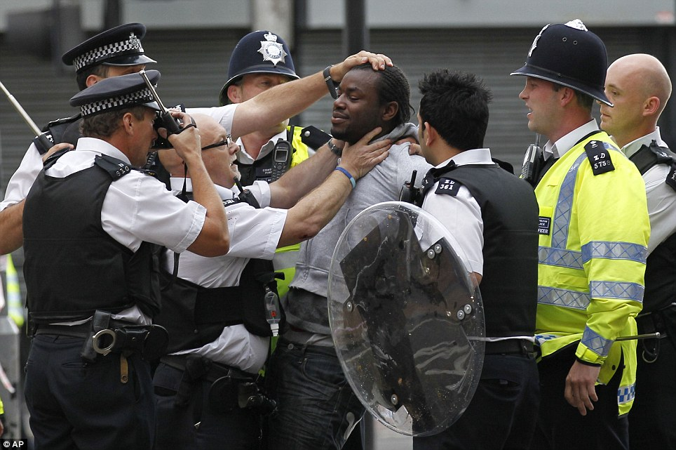 "TOMORROW: Camberwell Demonstration against Police Brutality on a Black Man during ""Stop & Search"""